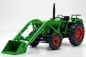 Preview: weise-toys 1072 DEUTZ D 52 06 A with frontloader (1974 - 1978)
