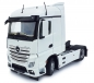 Preview: MarGe Models 1907-01 Mercedes-Benz Actros Streamspace 4x2 weiß