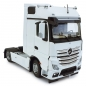 Preview: MarGe Models 1909-01 Mercedes-Benz Actros Bigspace 4x2 white