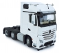 Preview: MarGe Models 1910-01 Mercedes-Benz Actros Bigspace 6x2 white