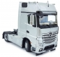 Preview: MarGe Models 1911-03 Mercedes Benz Actros Gigaspace 4x2 silver
