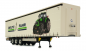 Mobile Preview: MarGe Models 1901-01-09 Pacton Curtainside trailer White Deutz design