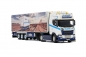 Preview: WSI Models 01-3091 Nordik Line SCANIA R HIGHLINE | CR20H 4X2 REEFER TRAILER - 3 AXLE