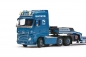 Preview: IMC Models 20-1036 Sarens Mercedes Actros2 GigaSpace 6x4 with EuroFlex 3axle semi low loader