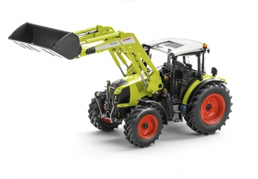 Wiking 0001709570 Claas ARION 450 + FL 120