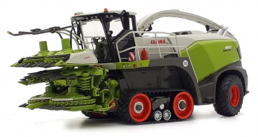 MarGe Models 2018 Claas JAGUAR 990 TerraTrac + ORBIS 750