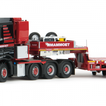 IMC Models 410089 Mammoet MB Arocs 8x4 + MCO-PX 6 axle with 2 axle multidolly