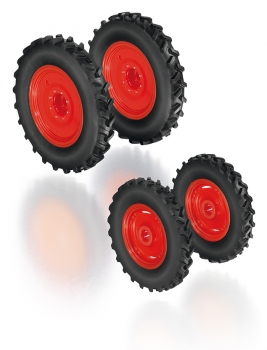Wiking 077395 Wheel set: Row crop wheels for Claas Arion 400 series