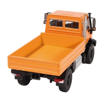 NZG 9111/65 MERCEDES BENZ UNIMOG U5000 Orange