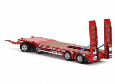 AT-Collection 3200139 NOOTEBOOM ASDV-40-22 4 AXLE DRAWBAR TRAILER WITH RAMPS