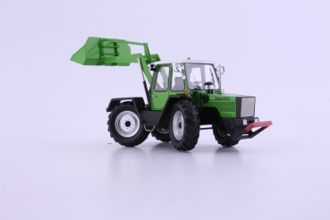 Agrarmodell-Exklusiv Kramer 1014 with rear loader green