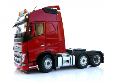 MarGe Models 1811-03 Volvo FH16 6x2 red