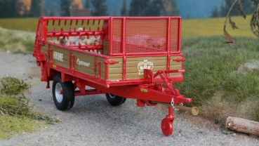 MO-Miniatur Modellbau 65212 manure spreader Krone Optimat