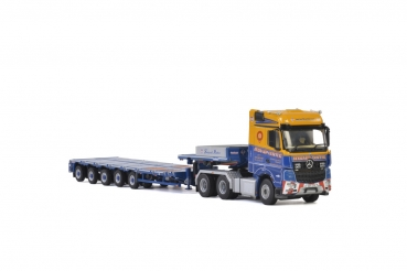 WSI Models 571.37.60 Bernard Hunter - MCO-PX 5-axle + Mercedes Benz 6x4