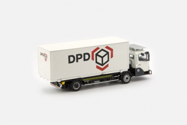 IMC Models 64214809 KAMAG Wiesel White with DPD Container