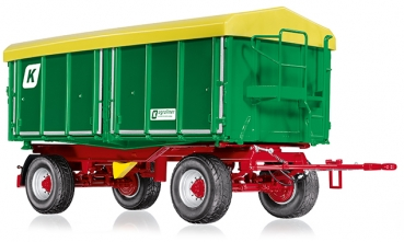 Wiking 077827 Kröger - two-axle three-way tipper HKD 302