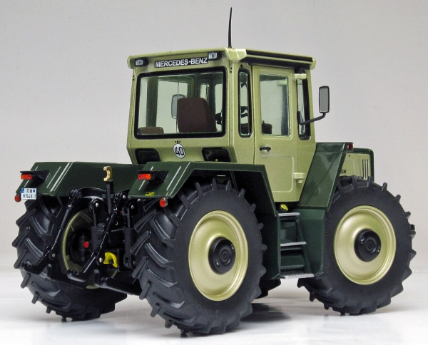 weise-toys 1062 MB-trac 1600 turbo (W443) (1987 - 1991)