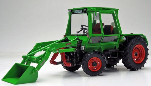 weise-toys 1065 DEUTZ INTRAC 2003 A with front-loader (1974 - 1978)