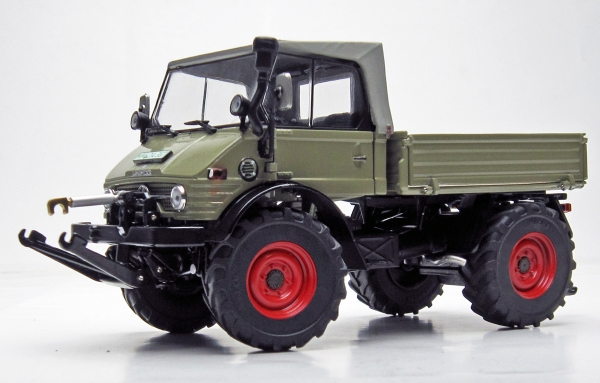 weise-toys 1066 Unimog 406 (U84) with soft-top (1971 - 1989)