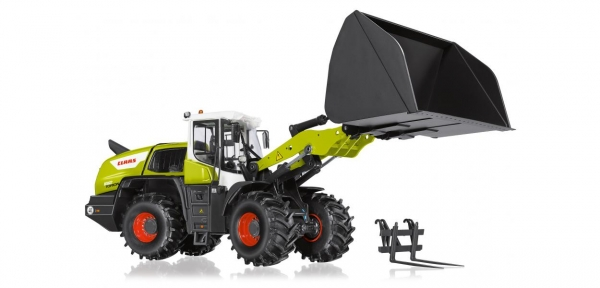 Wiking 077833 Claas wheel loader Torion 1812