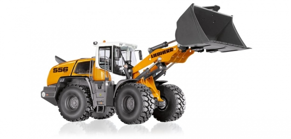 Wiking 077840 Liebherr wheel loader L 556