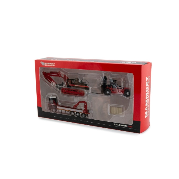 IMC Models 410106 Mammoet construction set