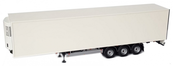 MarGe Models 1903-01 Pacton Reefer trailer White