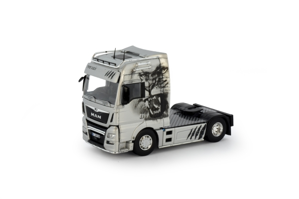 "Tekno Models ZY.TK117-4559 MAN TGX XXL 18.640 Sattelzugmaschine ""The LION"""