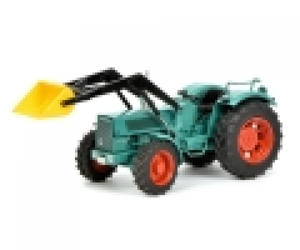 Schuco 450779900 Hanomag Robust 900 with front loader